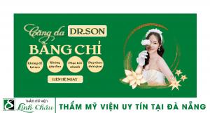 Dịch vụ căng da mặt bằng chỉ uy tín tại thẩm mỹ viện Linh Châu Đà Nẵng