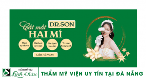 Dịch vụ cắt mắt hai mí ở thẩm mỹ viện Linh Châu Đà Nẵng