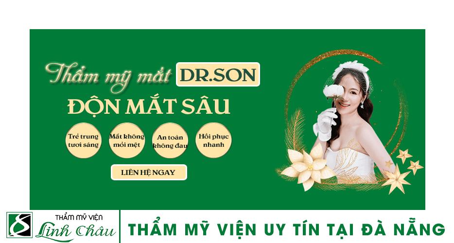 Dịch vụ độn mắt sâu uy tín ở thẩm mỹ viện Linh Châu Đà Nẵng
