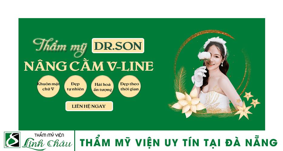 Dịch vụ nâng cằm V-line uy tín ở thẩm mỹ viện Linh Châu Đà Nẵng