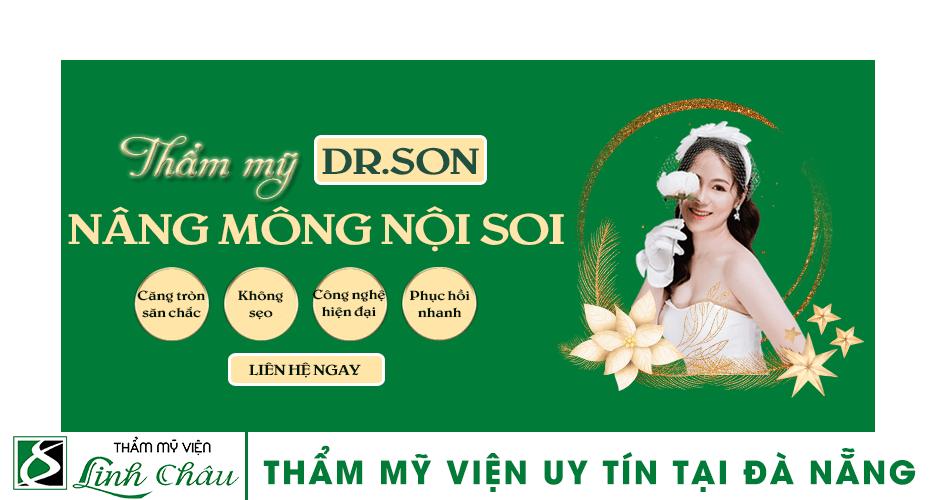 Dịch vụ nâng mông nội soi uy tín ở thẩm mỹ viện Linh Châu Đà Nẵng