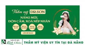 Dịch vụ nâng mũi, độn cằm, xoá nếp nhăn uy tín ở thẩm mỹ viện Linh Châu Đà Nẵng
