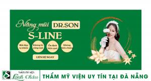 Dịch vụ nâng mũi S line uy tín ở thẩm mỹ viện Linh Châu Đà Nẵng
