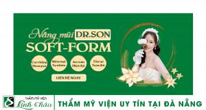 Dịch vụ nâng mũi Soft Form Dr Son uy tín ở thẩm mỹ viện Linh Châu Đà Nẵng