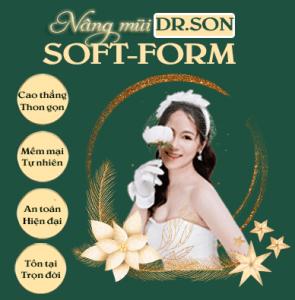 Dịch vụ nâng mũi Soft Form Dr Son tại thẩm mỹ viện Linh Châu Đà Nẵng