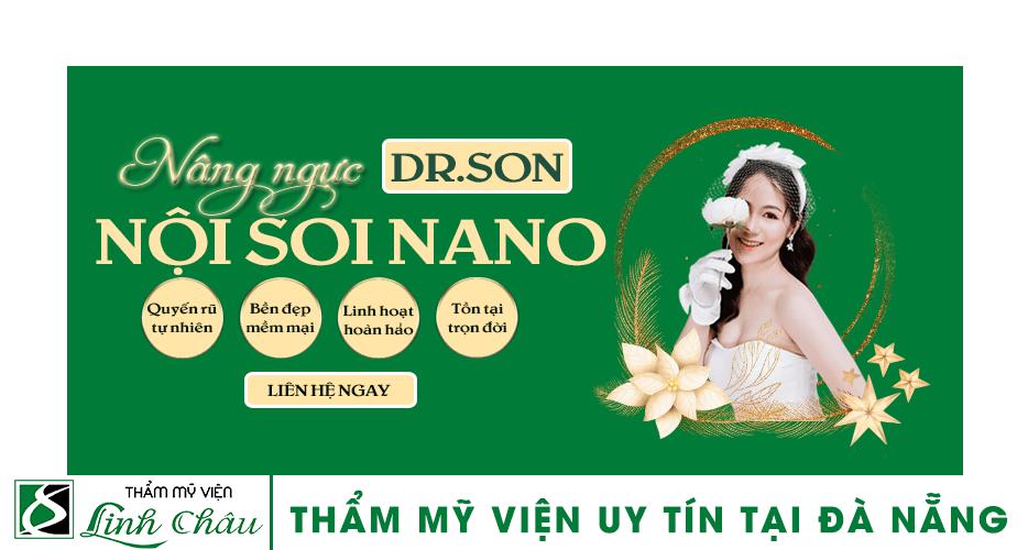 Dịch vụ nâng ngực nội soi nano uy tín ở thẩm mỹ viện Linh Châu Đà Nẵng