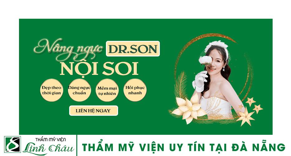 Dịch vụ nâng ngực nội soi uy tín ở thẩm mỹ viện Linh Châu Đà Nẵng