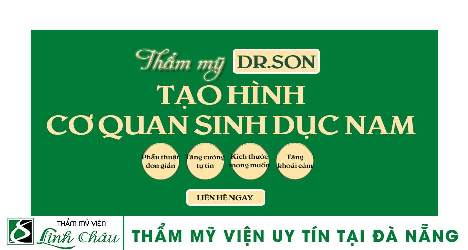 Dịch vụ tạo hình cơ quan sinh dục nam uy tín tại thẩm mỹ viện Linh Châu Đà Nẵng