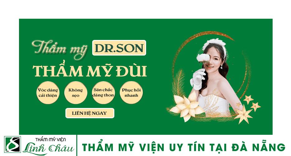 Dịch vụ thẩm mỹ đùi uy tín ở thẩm mỹ viện Linh Châu Đà Nẵng