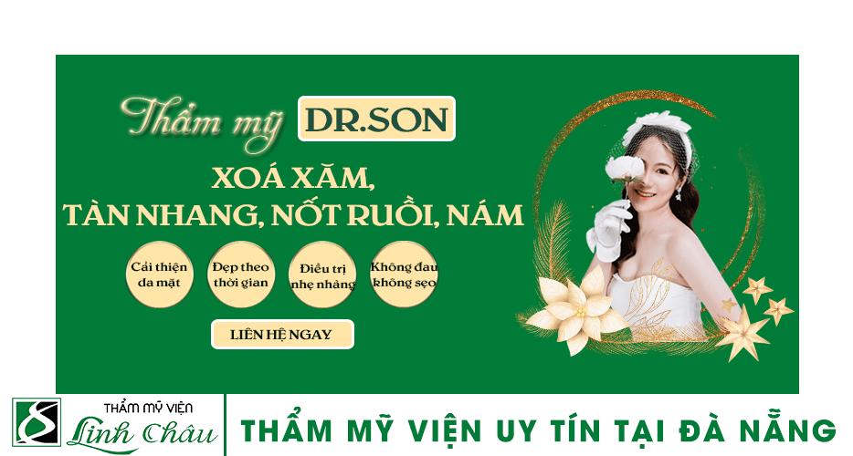 Dịch vụ xoá xăm, tàn nhang, nốt ruồi, nám uy tín ở thẩm mỹ viện Linh Châu Đà Nẵng
