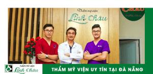 Đội ngũ bác sỹ thẩm mỹ uy tín tại thẩm mỹ viện Linh Châu Đà Nẵng