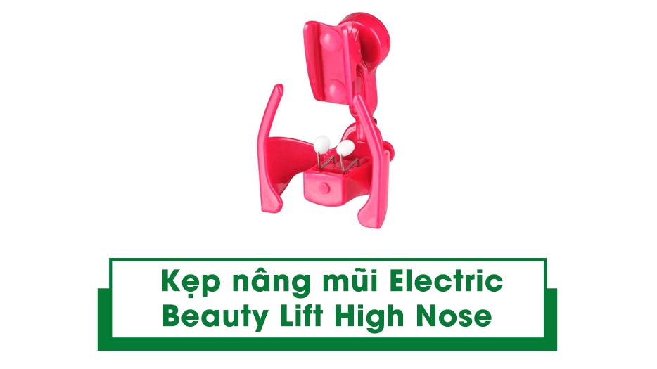 Kẹp nâng mũi electric beauty lift